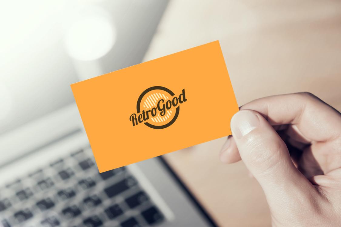 Sample branding #3 for Retrogood