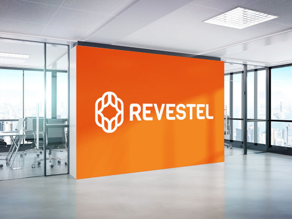 Sample branding #2 for Revestel