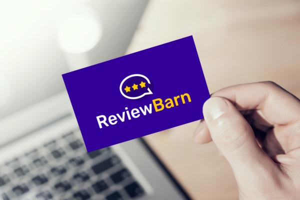 Sample branding #3 for Reviewbarn