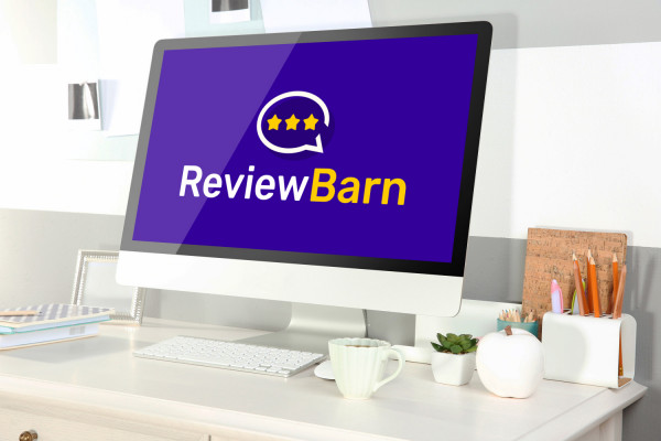 Sample branding #2 for Reviewbarn