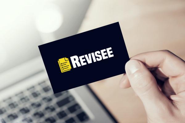 Sample branding #3 for Revisee