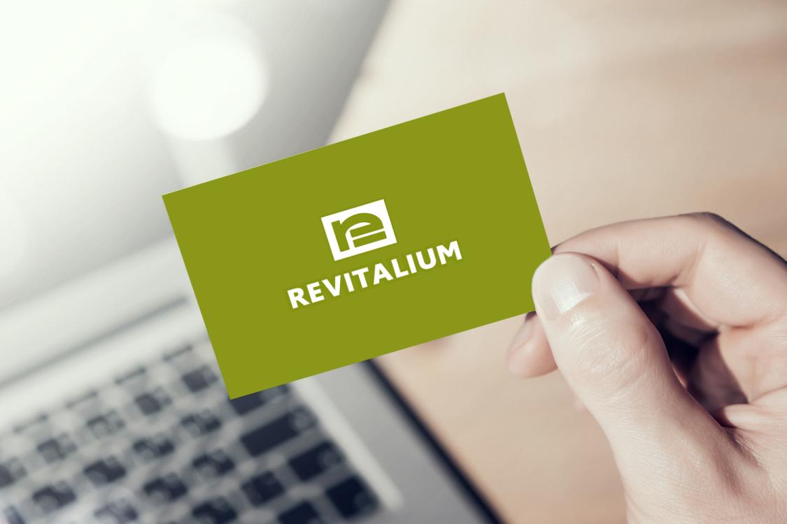 Sample branding #3 for Revitalium