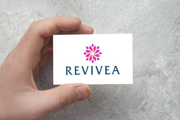 Sample branding #2 for Revivea