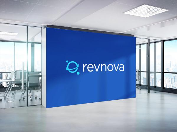 Sample branding #1 for Revnova