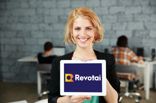 Sample branding #3 for Revotai