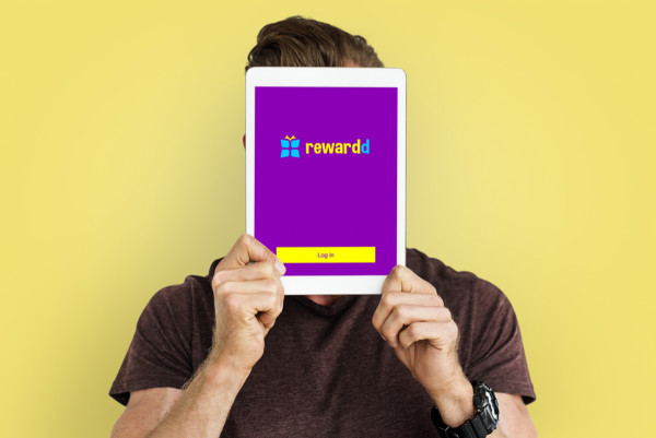 Sample branding #1 for Rewardd