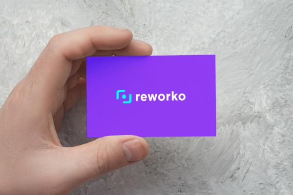 Sample branding #3 for Reworko