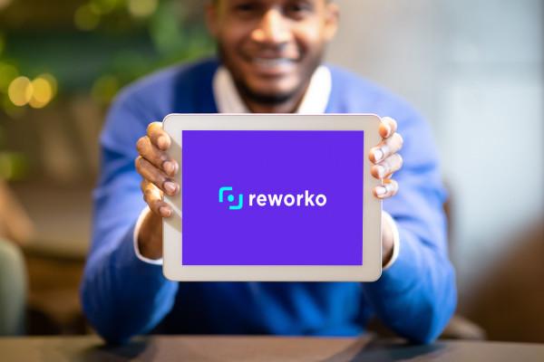 Sample branding #1 for Reworko