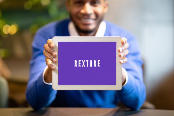 Sample branding #1 for Rexture