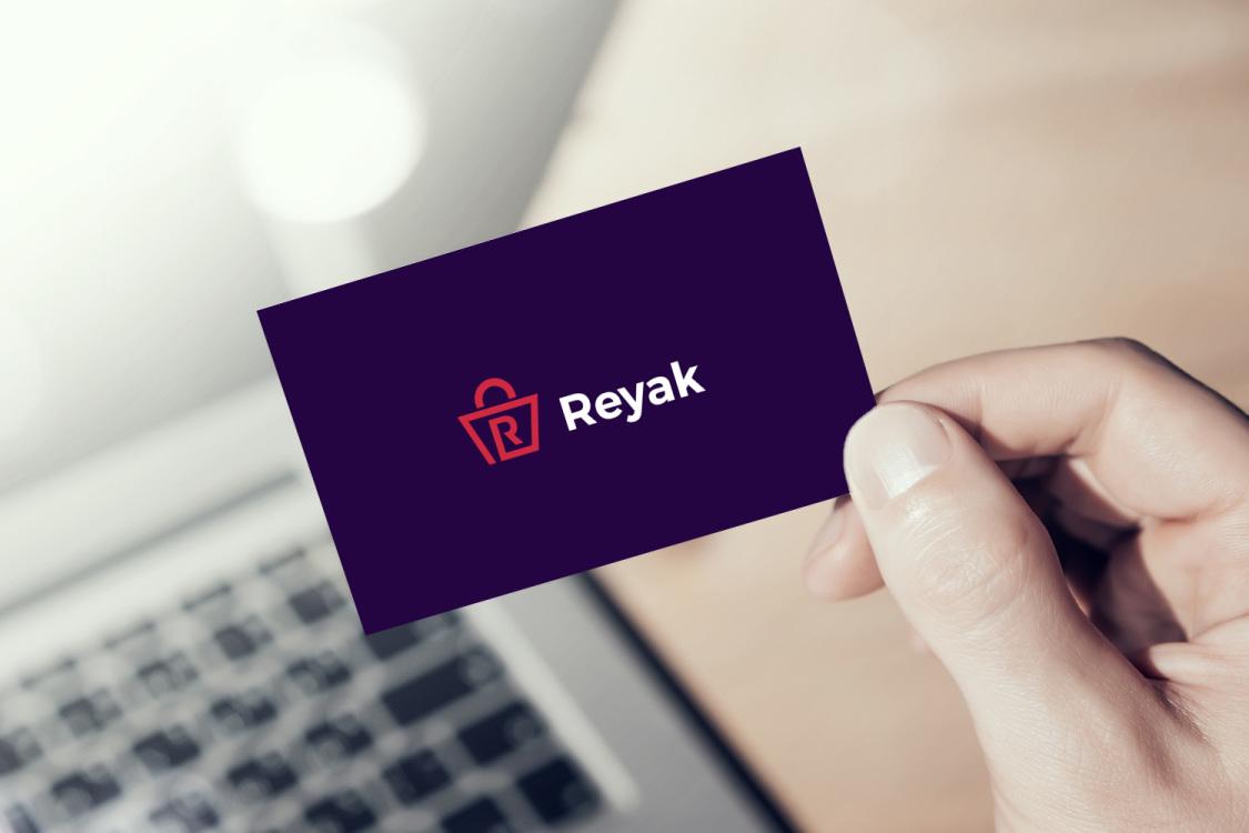 Sample branding #2 for Reyak