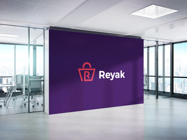 Sample branding #3 for Reyak
