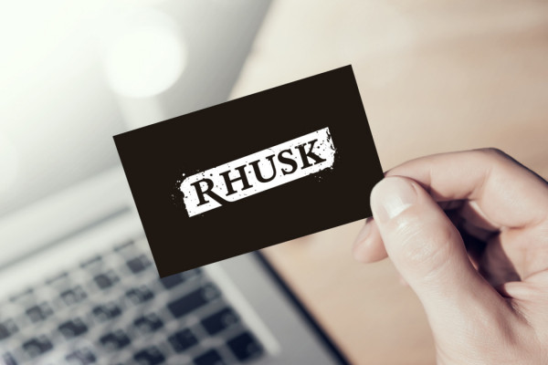 Sample branding #1 for Rhusk