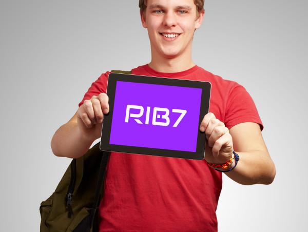 Sample branding #1 for Rib7