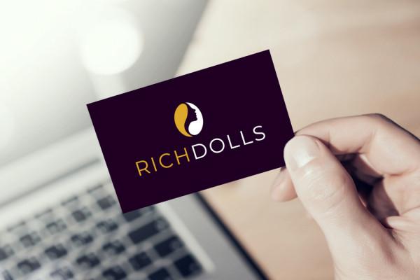 Sample branding #3 for Richdolls