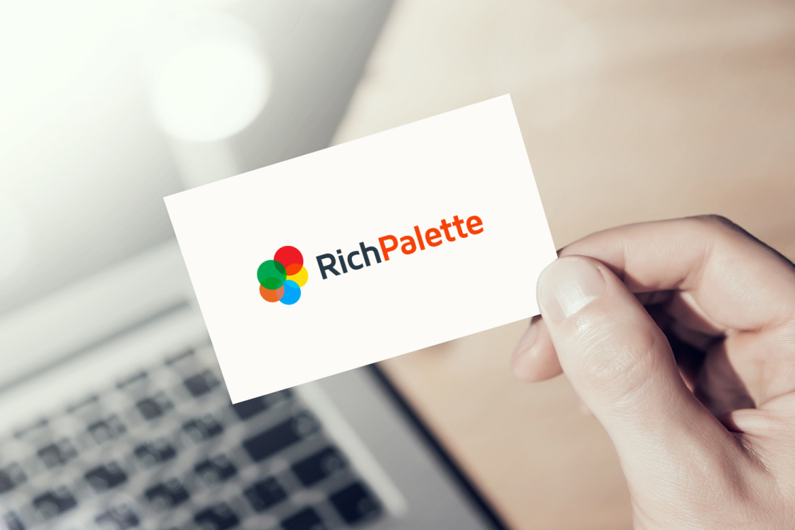 Sample branding #2 for Richpalette