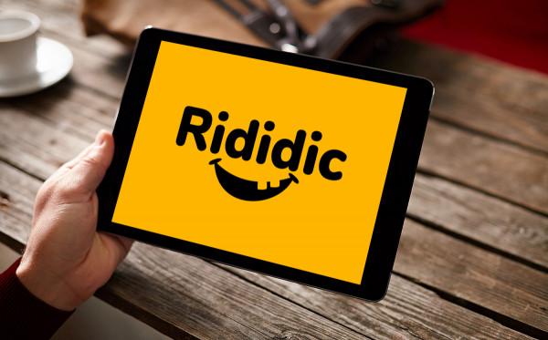 Sample branding #2 for Rididic