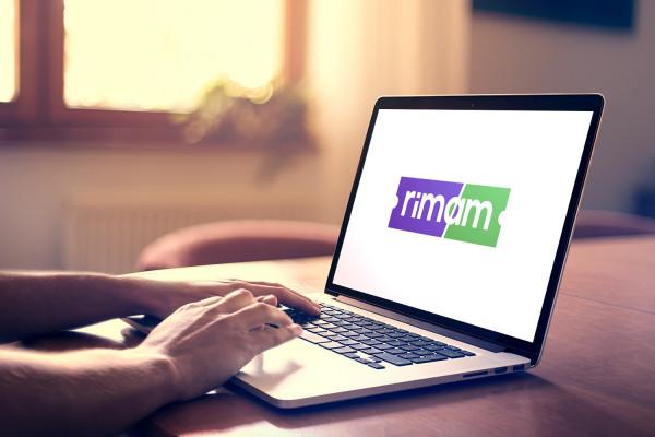 Sample branding #1 for Rimam