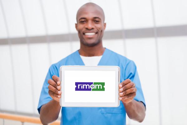 Sample branding #3 for Rimam