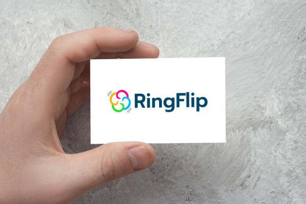 Sample branding #2 for Ringflip