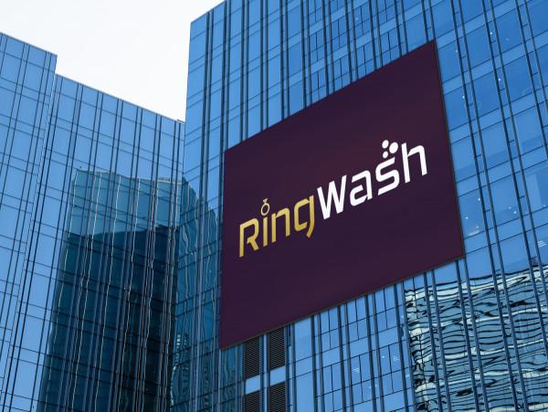 Sample branding #2 for Ringwash