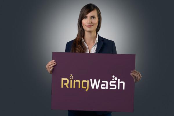 Sample branding #1 for Ringwash