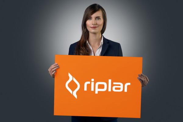 Sample branding #1 for Riplar