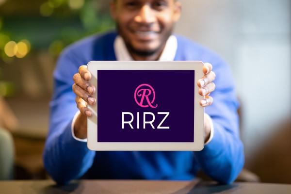 Sample branding #2 for Rirz