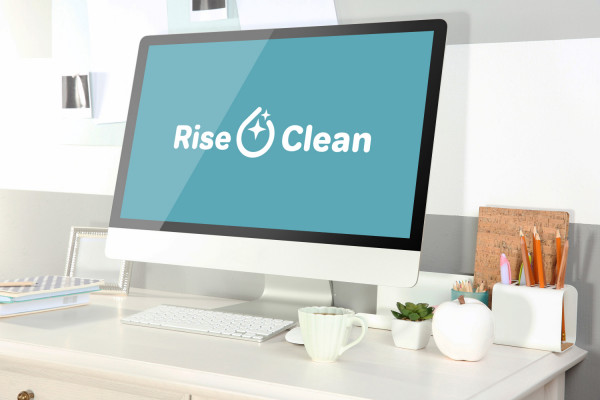 Sample branding #1 for Riseclean
