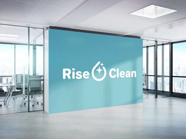 Sample branding #3 for Riseclean