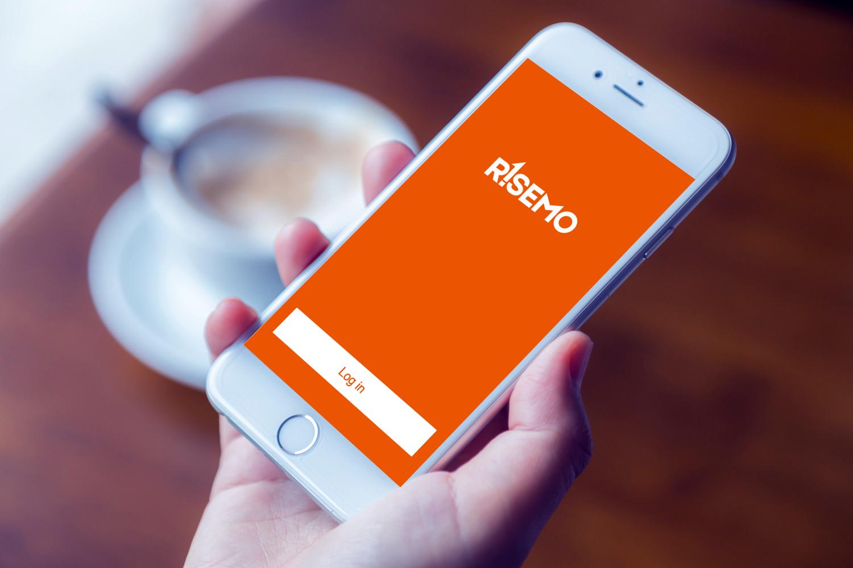 Sample branding #1 for Risemo