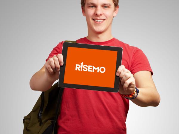 Sample branding #2 for Risemo