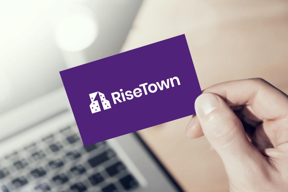 Sample branding #2 for Risetown