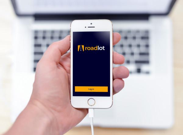 Sample branding #2 for Roadlot