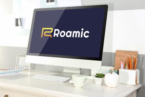 Sample branding #3 for Roamic
