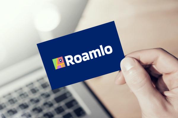 Sample branding #1 for Roamlo