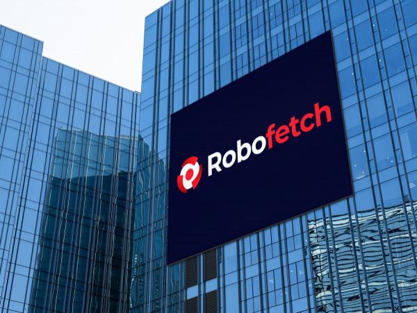Sample branding #2 for Robofetch