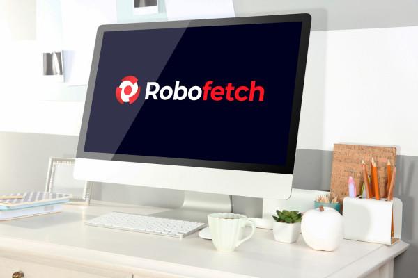 Sample branding #3 for Robofetch