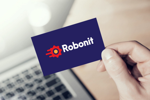 Sample branding #3 for Robonit