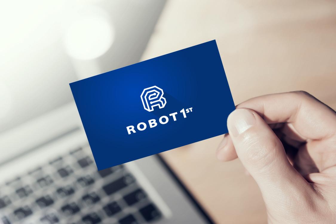 Sample branding #3 for Robot1st