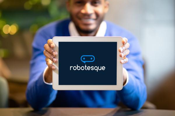 Sample branding #2 for Robotesque