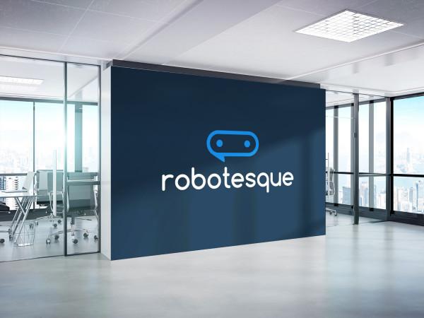 Sample branding #1 for Robotesque