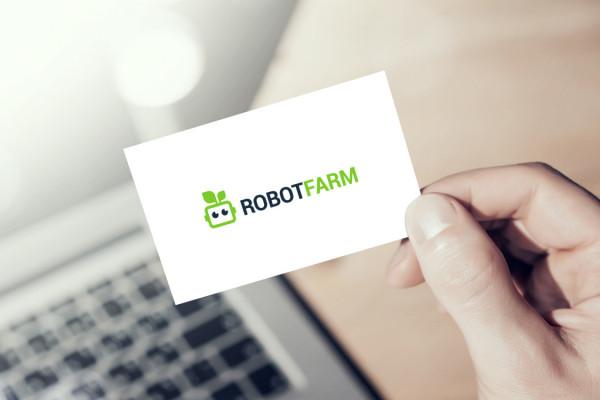 Sample branding #3 for Robotfarm