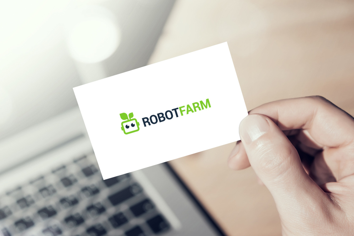 Sample branding #3 for Robotfarm