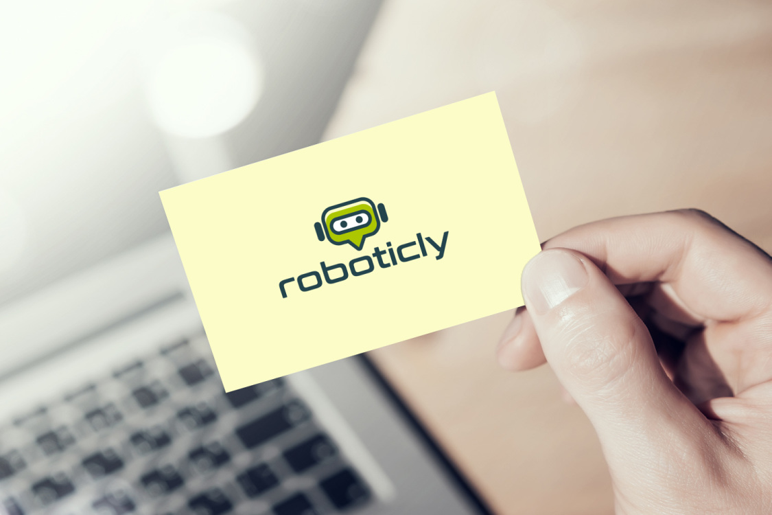 Sample branding #3 for Roboticly