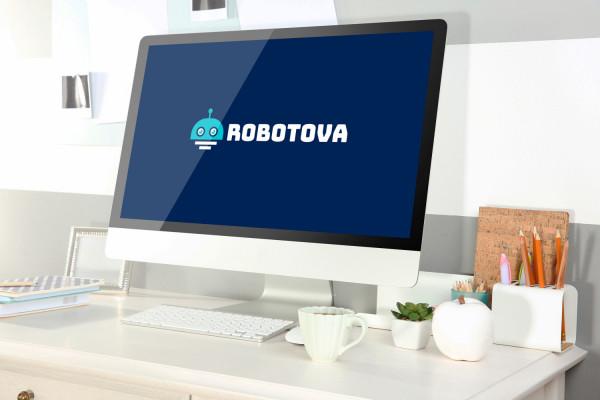 Sample branding #3 for Robotova