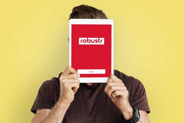 Sample branding #1 for Robustr