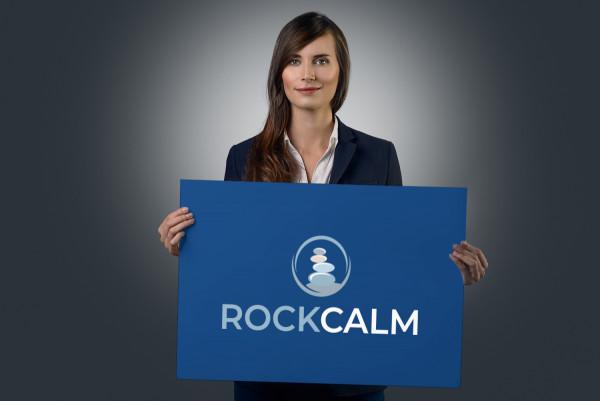 Sample branding #1 for Rockcalm