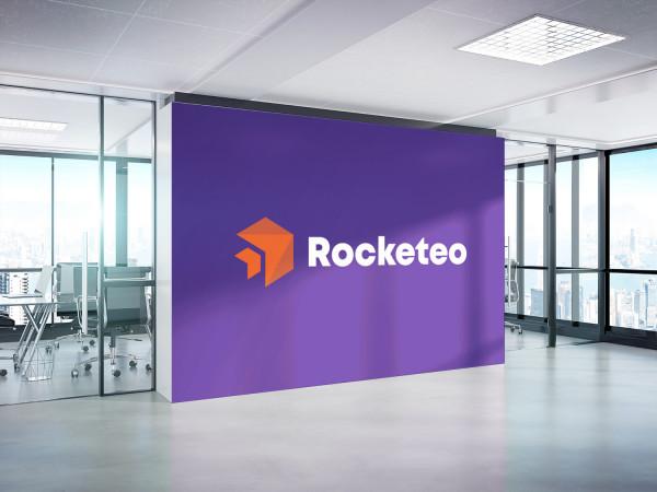 Sample branding #2 for Rocketeo