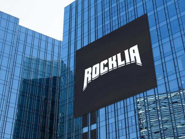 Sample branding #1 for Rocklia