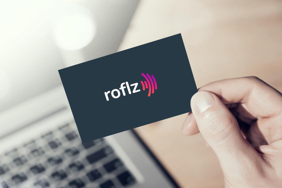 Sample branding #1 for Roflz